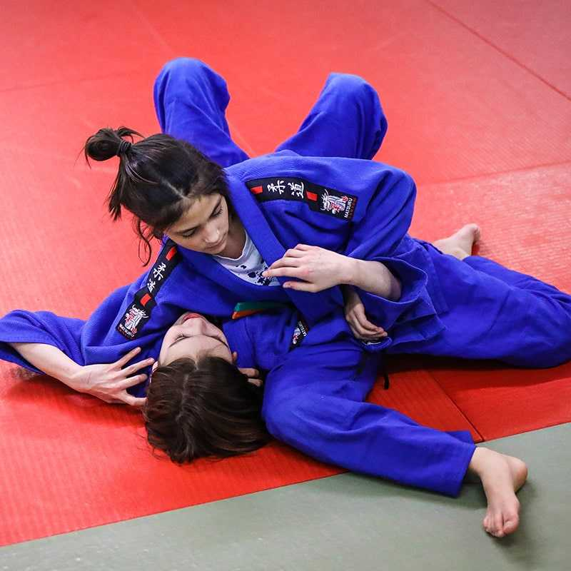 Airdrie Sports - judo